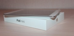 iPad mini blanco caja