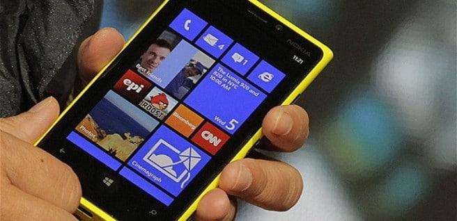 Lumia phablet