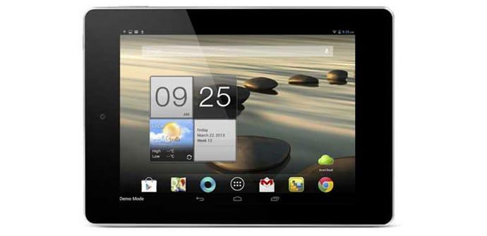 Acer Iconia iPad mini