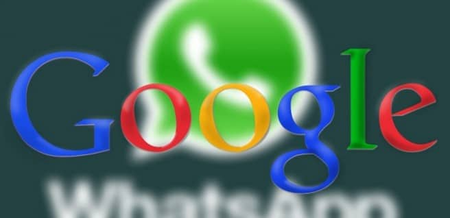Google compra WhatsApp