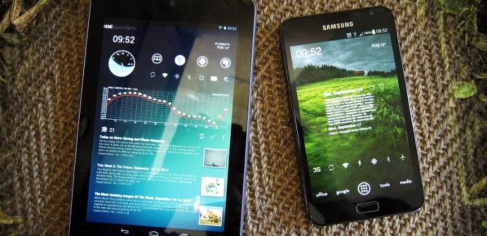 Nexus 7 Note 2