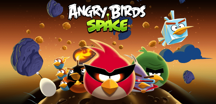 Angry Birds Space gratis