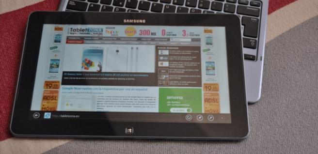 Ativ PC Smart tabletzona