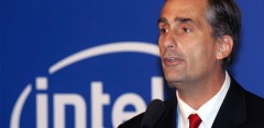 Brian Krzanich CEO Intel