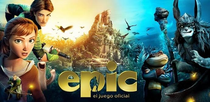 Epic: El Mundo Secreto Android