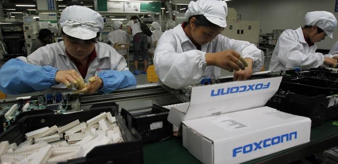 Foxconn accesorios Apple