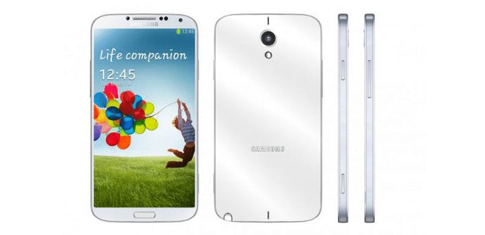Galaxy Note 3 concepto