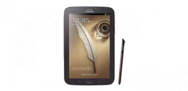 Galaxy Note 8.0 marrón