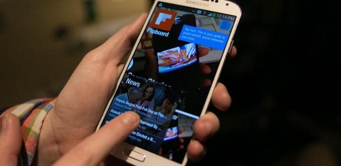 Galaxy S4 Samsung Apps