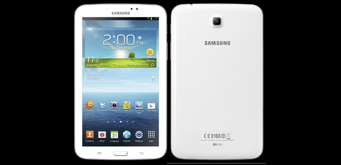 Galaxy Tab 3 video