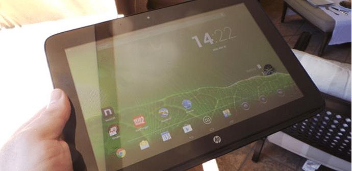 HP SlateBook x2 benchmark