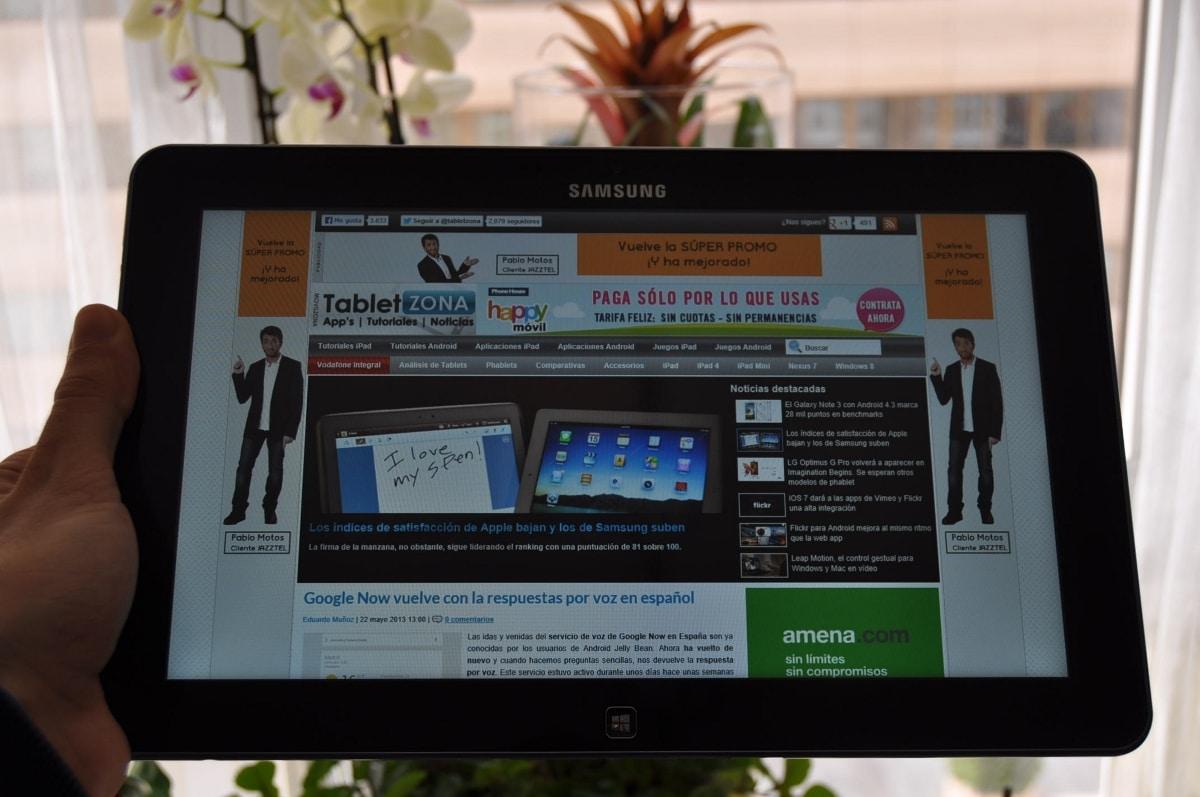 Samsung ATIV analisis