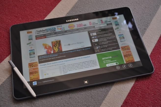 Samsung ATIV pantalla stylus