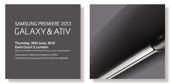 Samsung Londres Galaxy ATIV