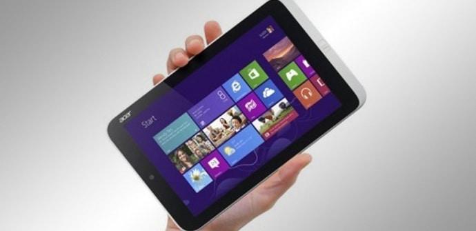 Acer W3 Windows 8