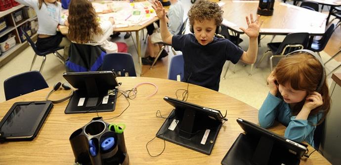 tablets en clases