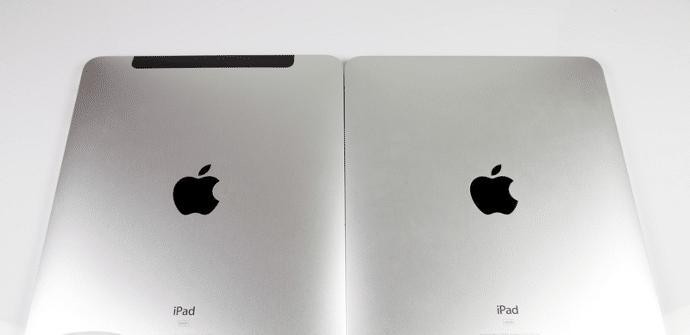 iPad 3G patentes