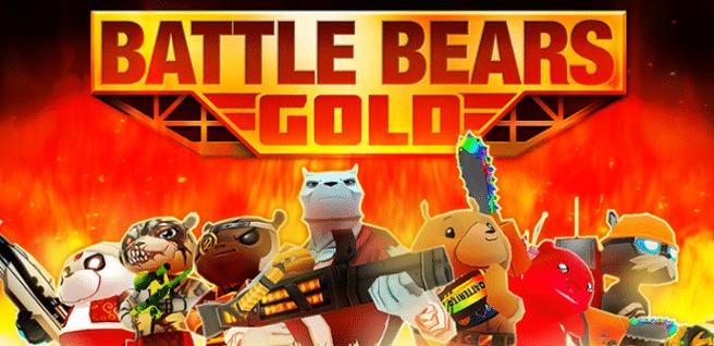 Battle Bears Gold iPad