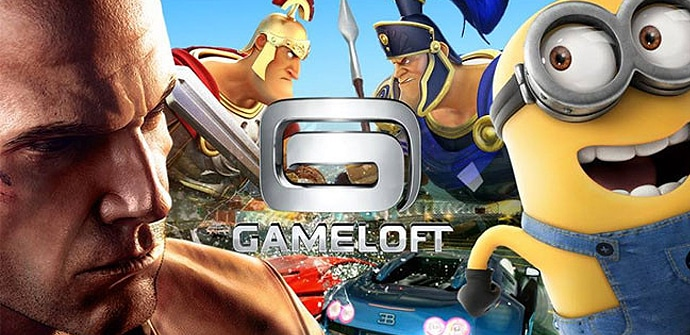 Gameloft 2013 iOS Android