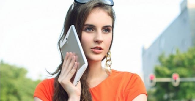 Huawei MediaPad 7 Vogue telefono