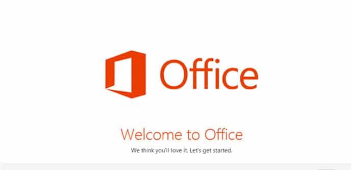 Office tactil