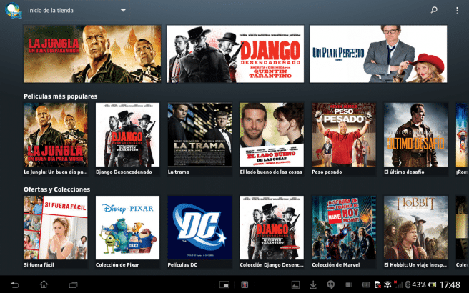 Xperia Tablet Z Video Unlimited
