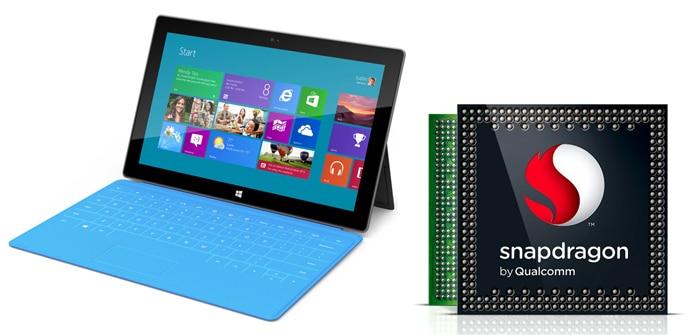 Surface RT 2 Snapdragon 800