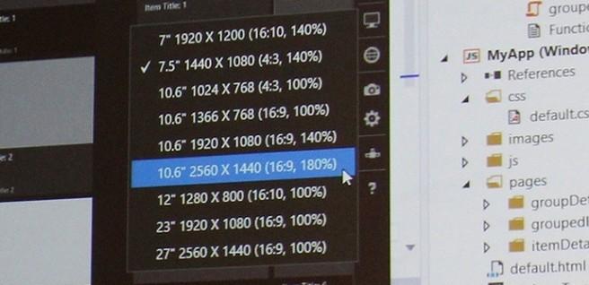 Habrá tablets Windows 8.1 de 7 pulgadas y 7,5 pulgadas de alta resolución