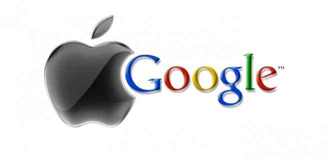 Apple Google valor