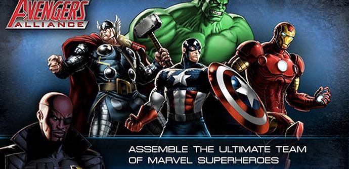 avengers alliance