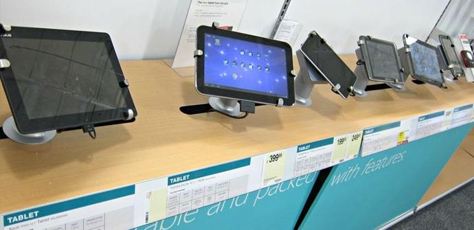 ventas tablets