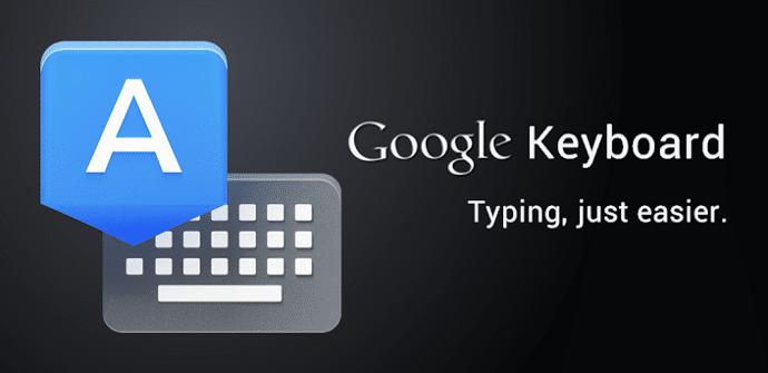 teclado de Google app