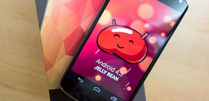 Android 4.3 Nexus 4