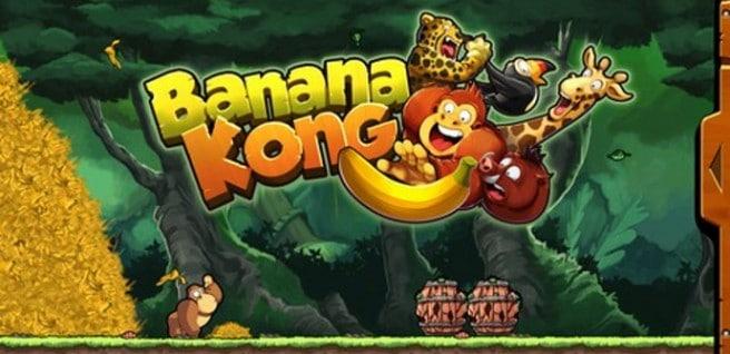 Banana Kong iPad