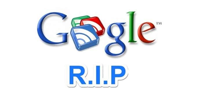 Google Reader alternativas