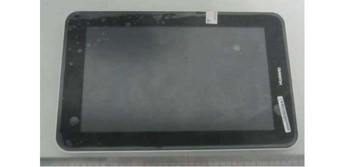 Huawei MediaPad 7 Youth FCC