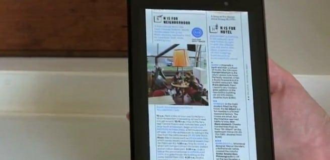 Nuevo Nexus 7 lectura