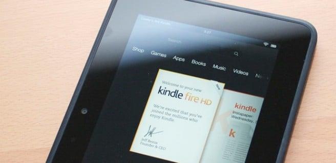 Nuevos Kindle Fire