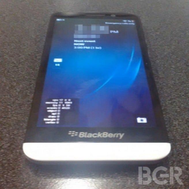 Phablet Blackberry