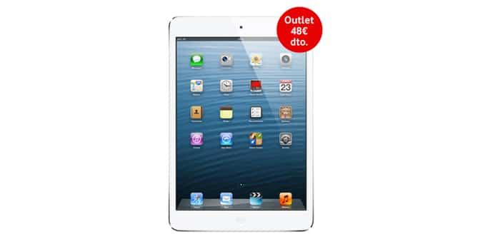 iPad mini descuento