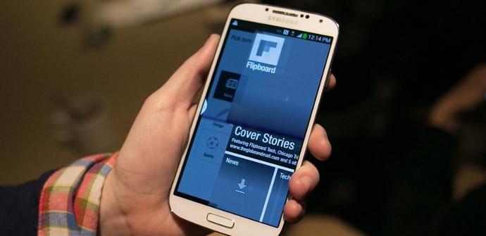 Galaxy S4 autonomia