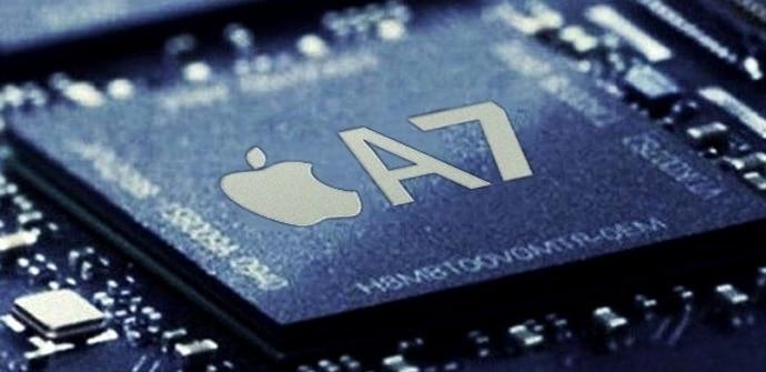 A7 procesador Apple