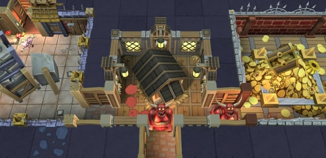 Dungeon Keeper iOS Android