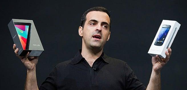 Hugo Barra deja Google