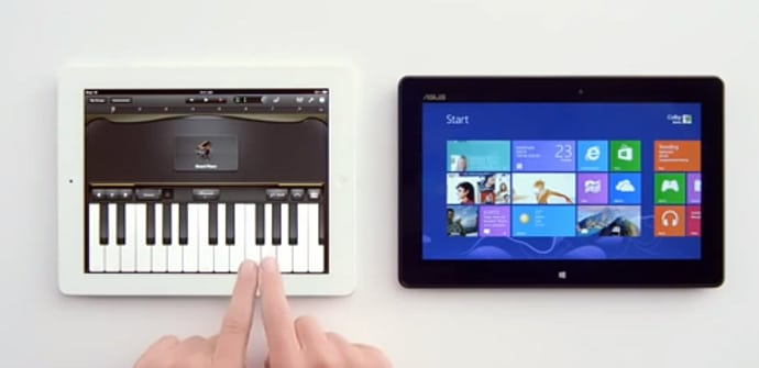 Windows 8 vs iPad