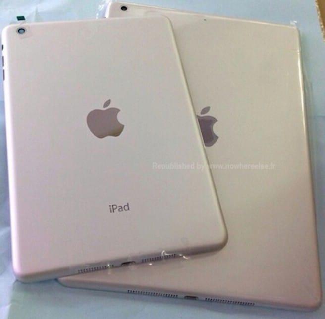 iPad 5 plateado