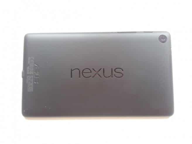 Nexus 7 (2013) carcasa