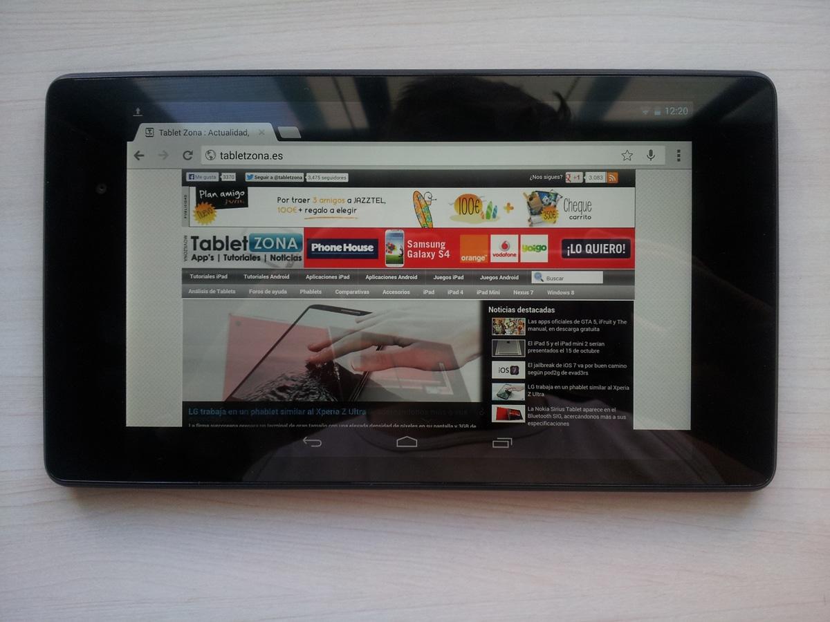 Nexus 7 (2013) Analisis