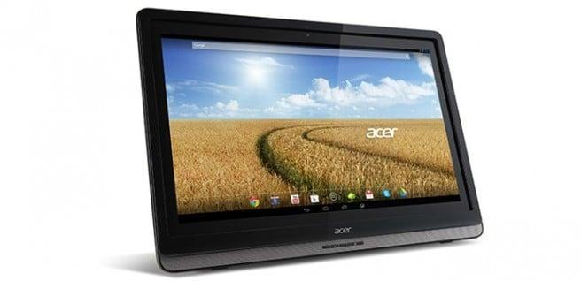 Acer DA241HL AiO