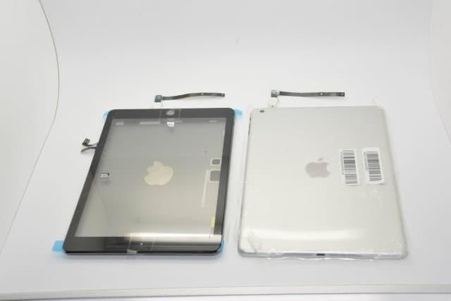 iPad 5 delante detras